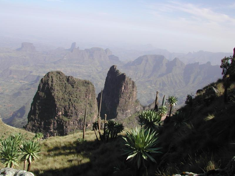 Simien Mountains National Park Trekking Tours