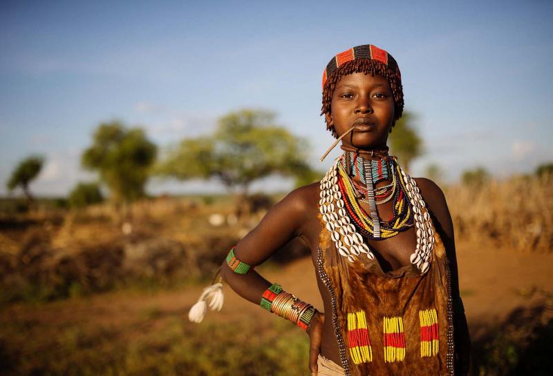 Omo Valley Tours 11 Days