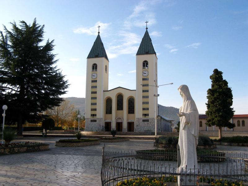 Croatia Shrines And Medjugorje Tour