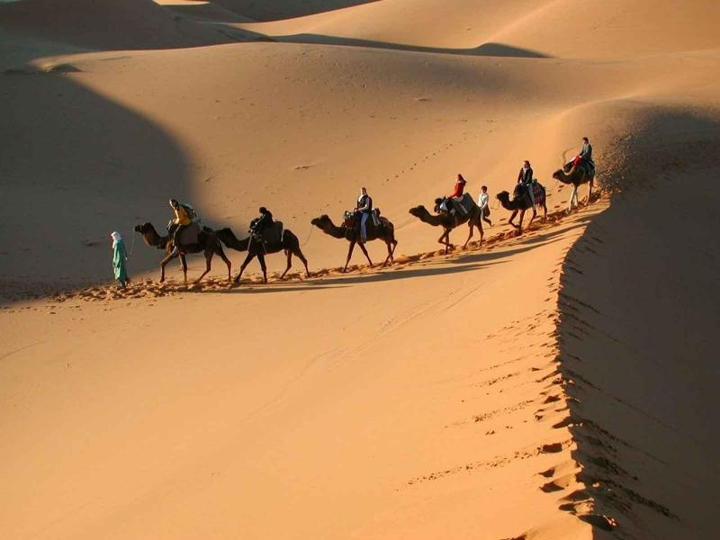 Marrakech Tour 4days Package