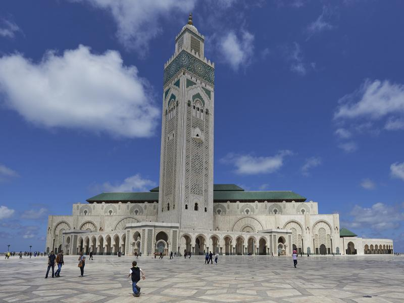 Casablanca Tour 8Days Tour Package