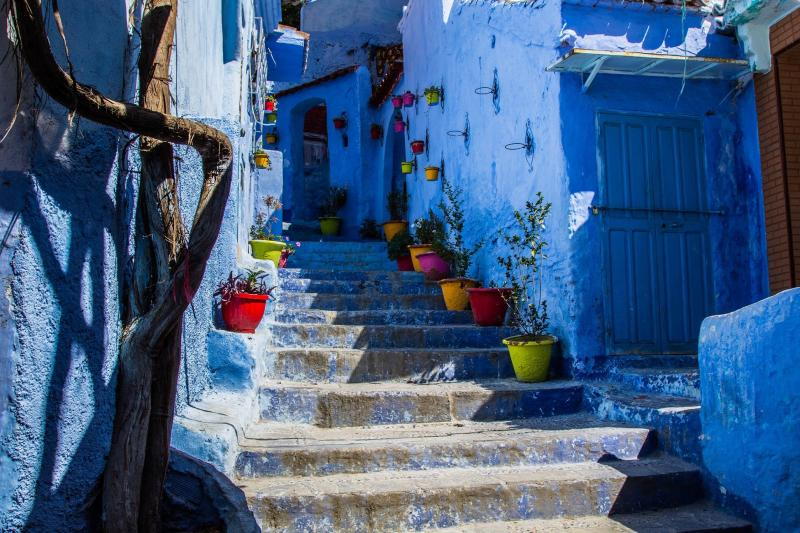 Chefchaouen City & The Rif Mountains Tour Package