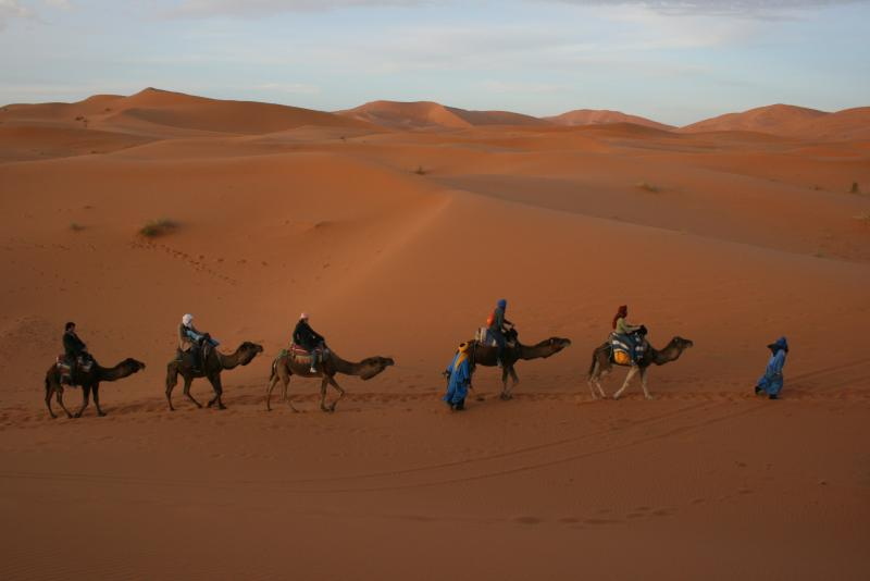 4 Days Marrakech / Fes Desert Tour Package