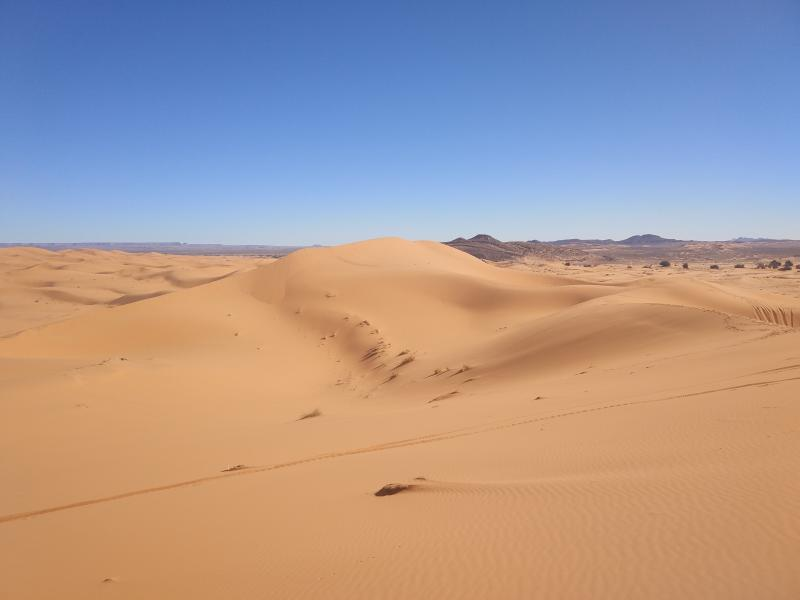 4 DAYS MARRAKECH ERG CHBI DESERT Package