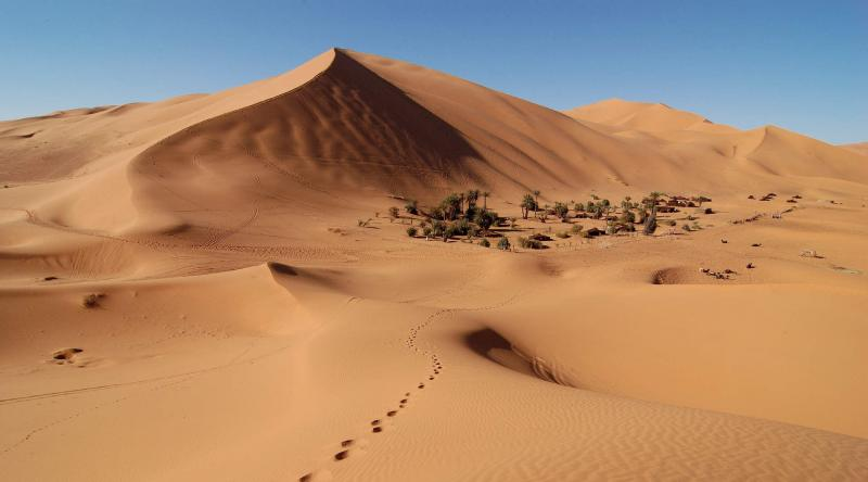 5 Days Marrakech Erg Chbi Desert Package