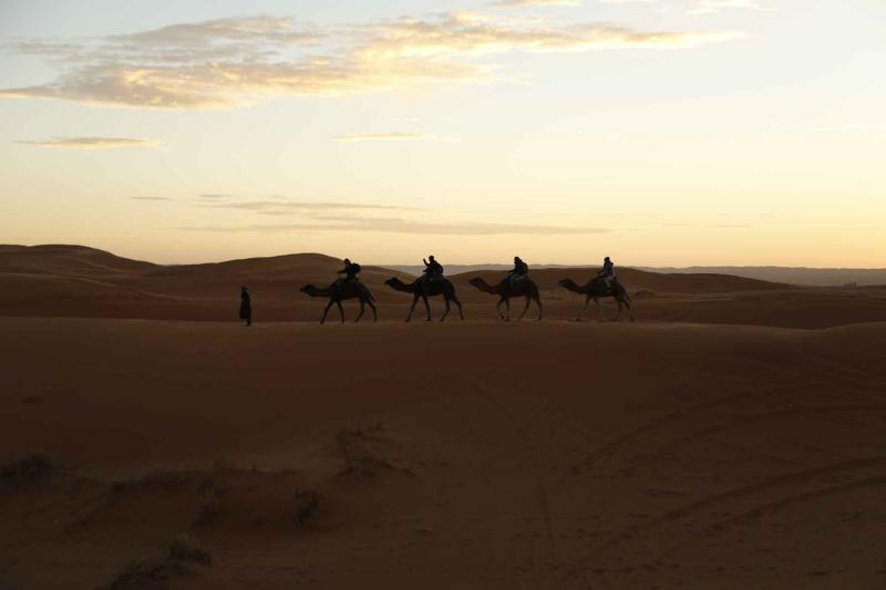 5 Days Marrakech / Fes Desert Tour