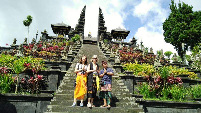 Besakih Mother Temple | East Bali Tours Package