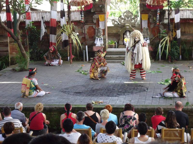 Barong Dance | Volcano | Spa | Dinner Package