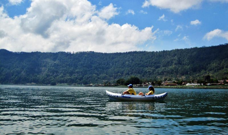 Ayung Rafting With Three Lake, Bedugul, Country Side Tour Package
