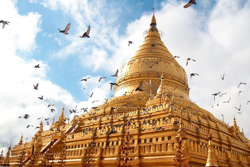 Classic Myanmar Tours: Glimpse Of Myanmar Package