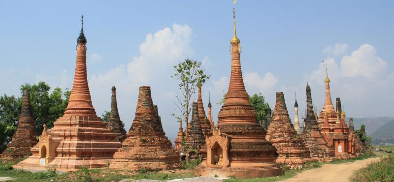 Classic Myanmar Tours - Touch Of Myanmar Package