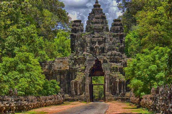 Cambodia Tours 4 Days Package