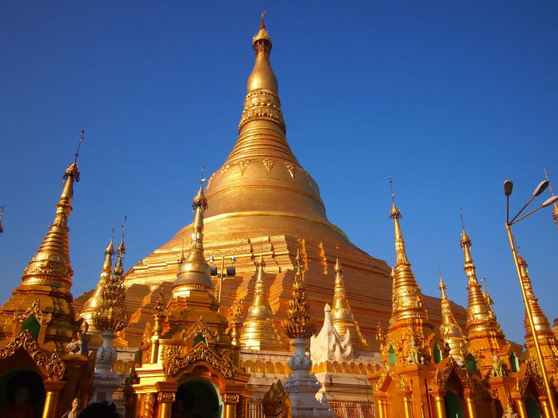 Yangon Day Tour Package