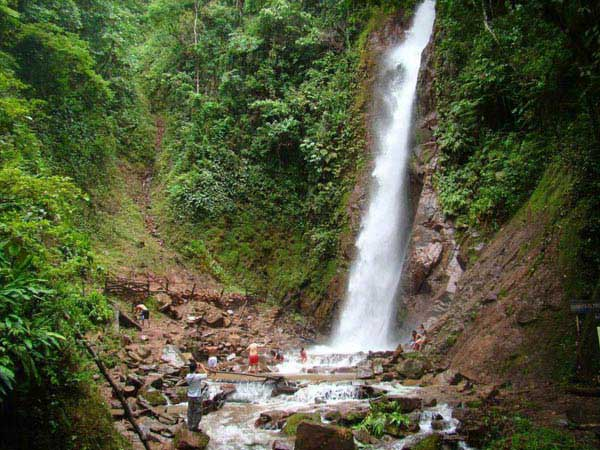 Gocta Waterfall, Amazonas, Peru Package