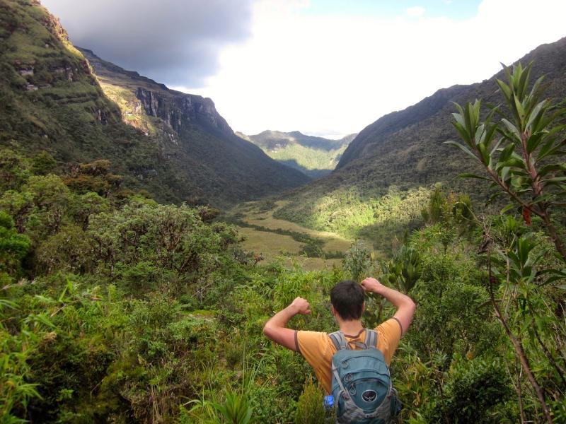 Laguna De Los Condores Trekking Package