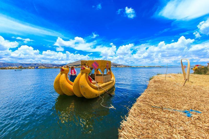 Island Tour On Lake Titicaca Tour