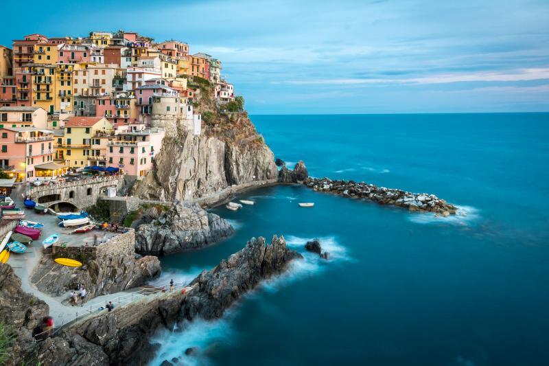 Lucca, Genova & Cinque Terre Tour Package