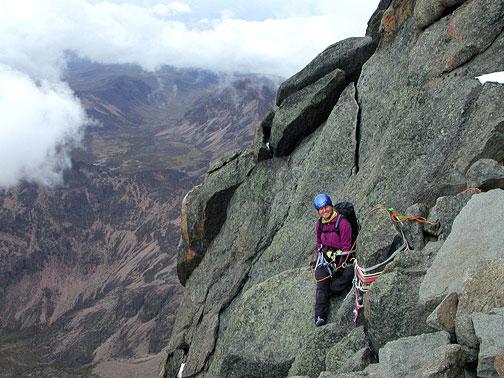 Mount Kenya Technical Climb Tour