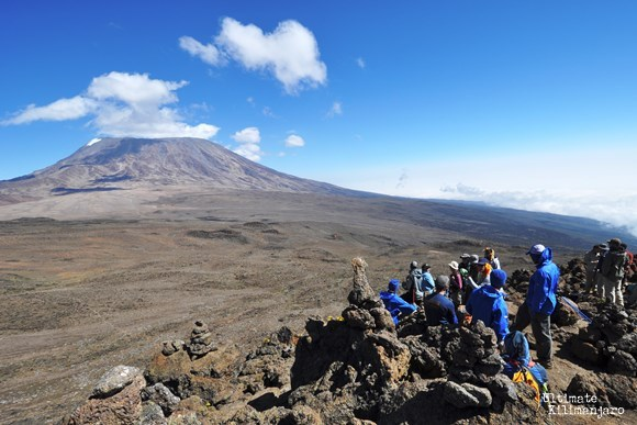 Mount Kilimanjaro (via Umbwe Route) Tour