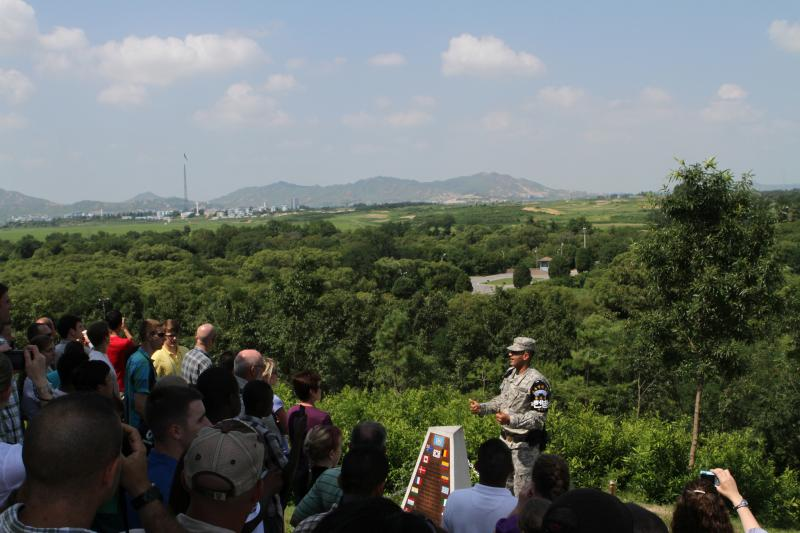 Demilitarized Zone Tour Full Day Package