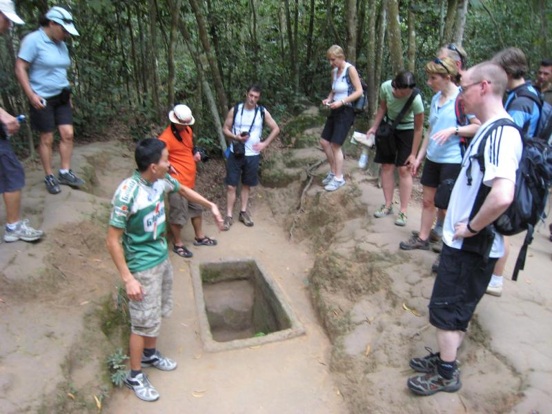 Cu Chi Tunnels - A Trip To Wartime History Package