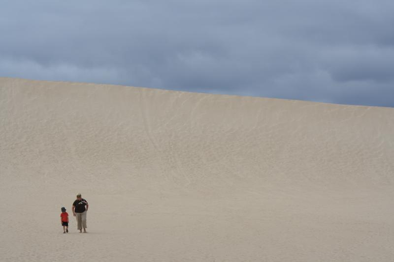 Wine Castle & Sand Dunes Package