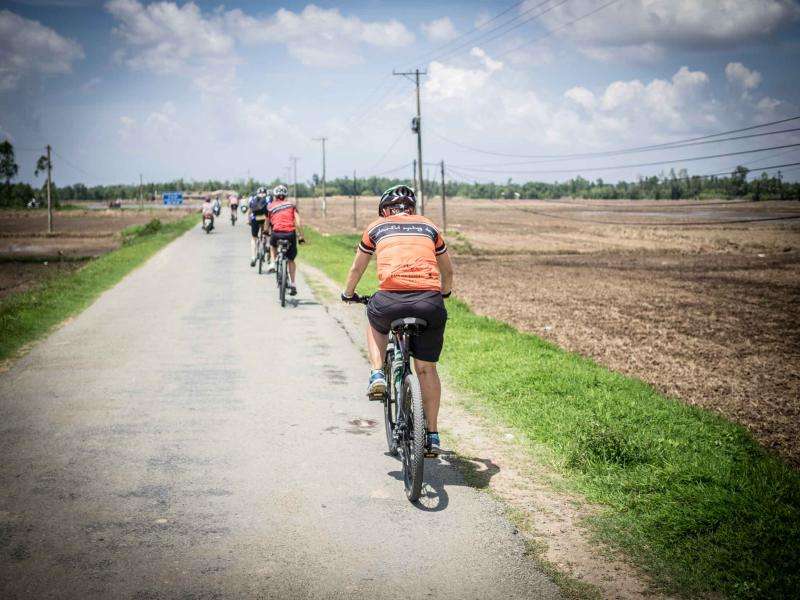 Cycling Vietnam's Central Coast Package