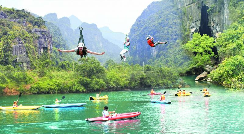 Phong Nha Cave - Ke Bang National Park Package
