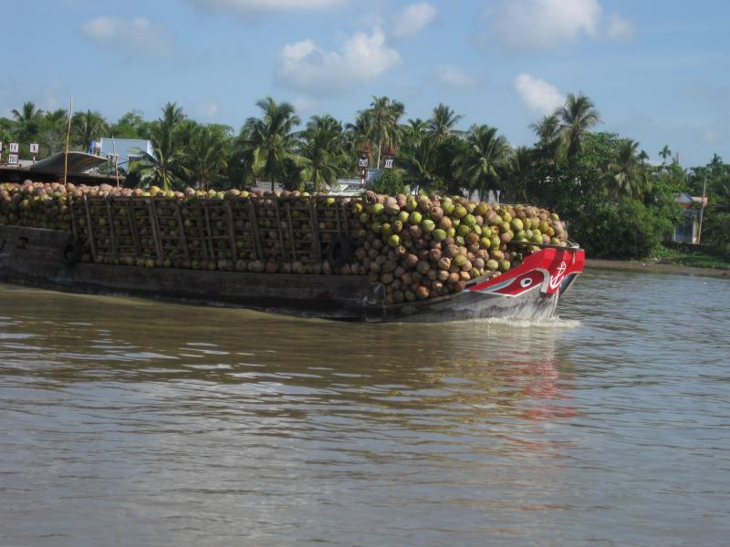 Saigon - Mekong Delta - Cambodia Waterway 8 Days Package