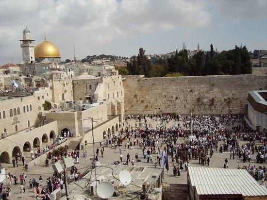 Jordan & Israel / Palestine Holiday Tour