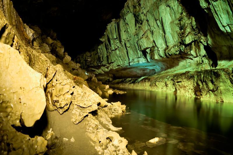 3d Mulu Show Caves