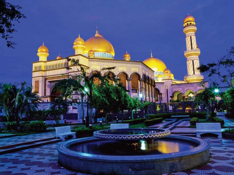 4d Miri & Brunei Heritage Tour
