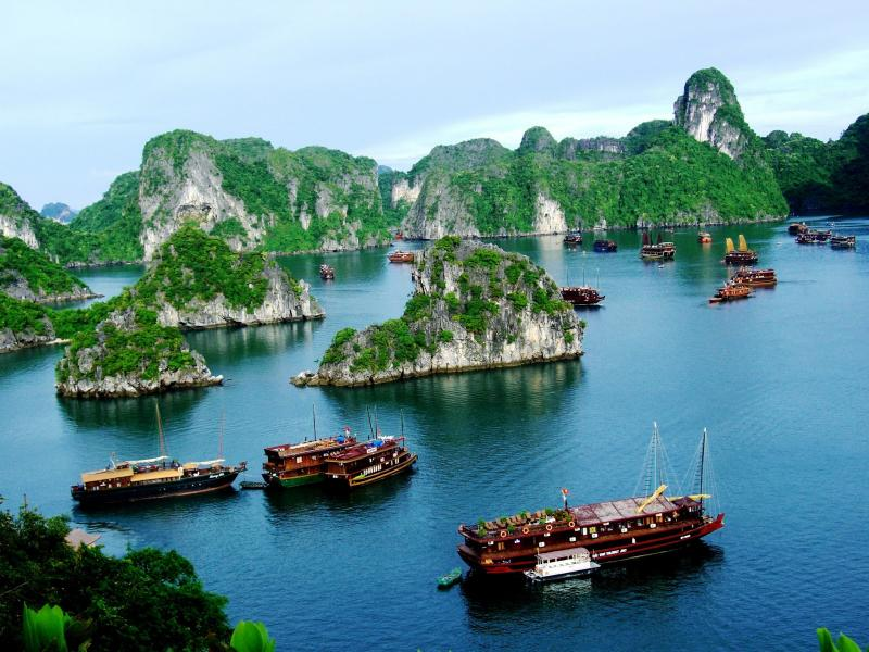 6d Vietnam Package