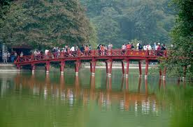 Walking Tour In Ngoc Ha Village