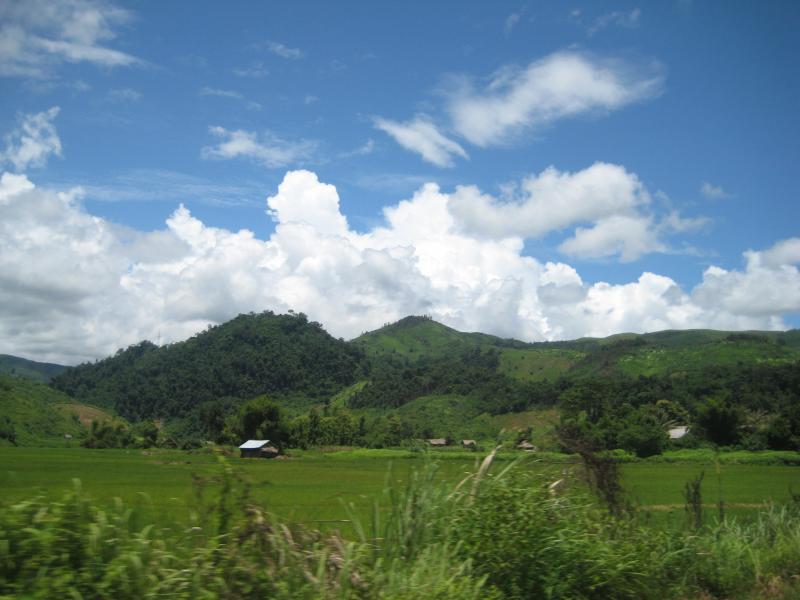 Blazing The Rice Fields Tour