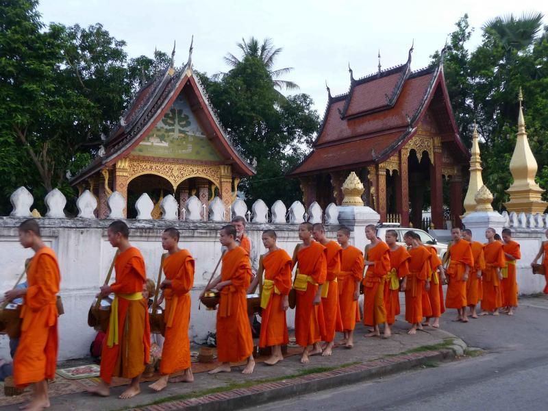 Luang Prabang Discovery Tour