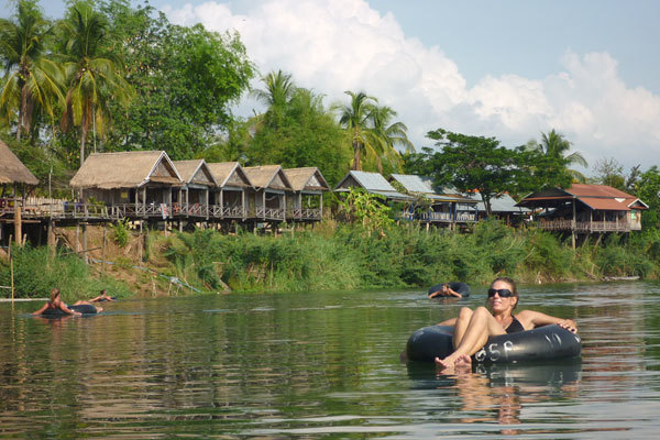 Laos Highlights & Cruise In 4000 Islands Tour