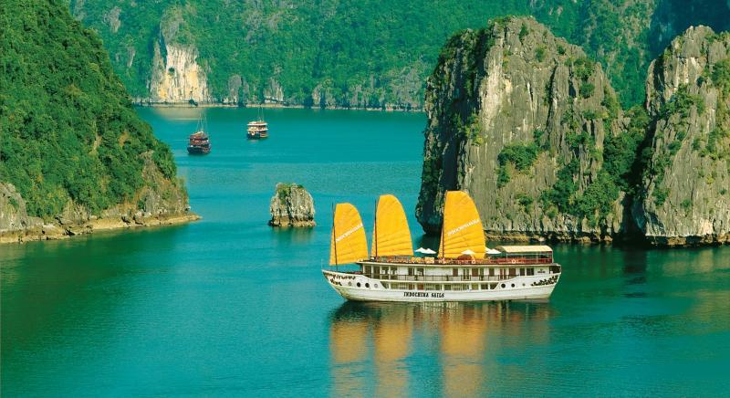 Indochina Sails Tour