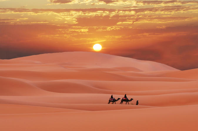 7 Days Agadir To The Desert Tour
