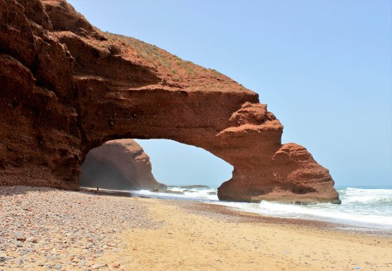 6 Days Beach Morocco Tour
