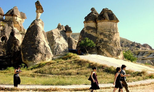 Trekking & Culture Together Through Out Cappadocia Tour