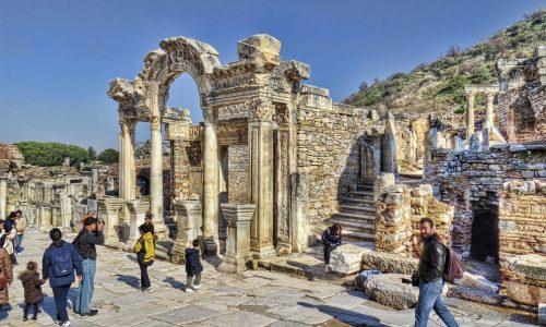Cappadocia-pamukkale-ephesus Tour