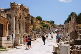 Ephesus And Pamukkale