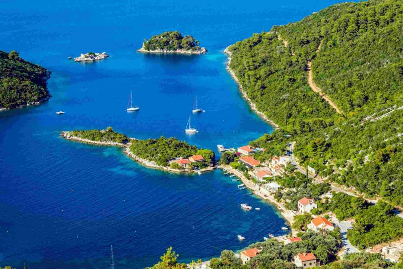 Journey Through The Colors Of Croatia Package