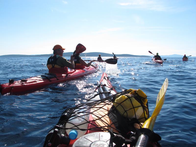 Kayak & Sail: Split To Dubrovnik  Package
