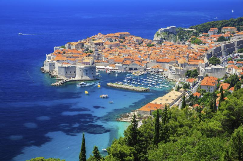 Self - Guided Cycling Tour: 8 Days From Split To Dubrovnik Package