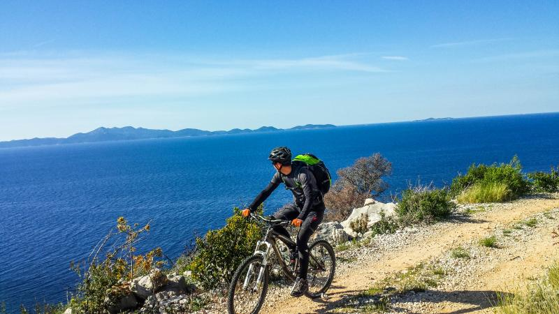 Dalmatian Inland Mtb Tour Package