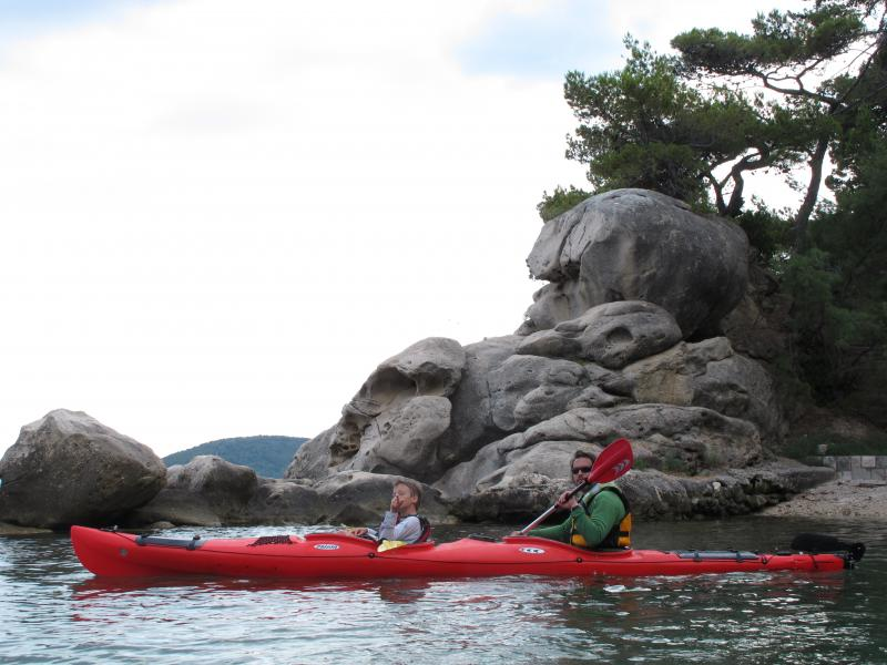Marjan Hill Scenic Peninsula Paddle Package