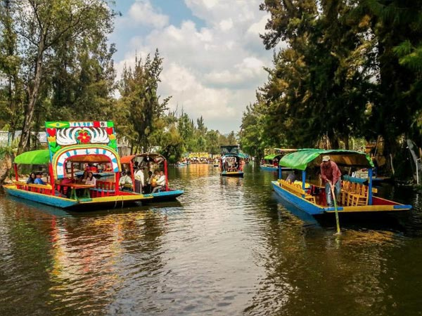 Xochimilco And University Town