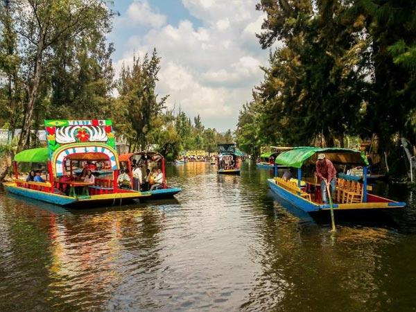 Xochimilco And University Town